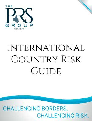 International Country Risk Guide (ICRG)