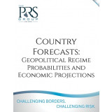 Country Forecasts: Geopolitical Regime Probabilities and Economic Projections